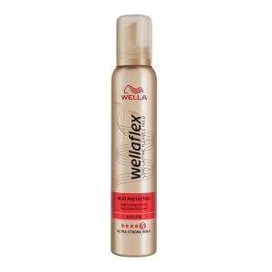 WELLAFLEX MOUSSE HEAT PROTECTION