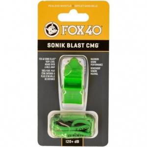 Whistle Pearl Fox 40 + green