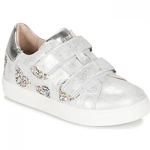 Xαμηλά Sneakers Acebos 3099BA-PLATA