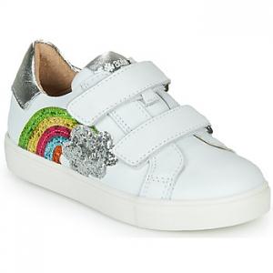 Xαμηλά Sneakers Acebos 3153-BLANCO