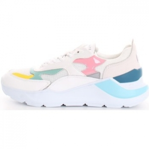 Xαμηλά Sneakers Date W321-FG-NK-WH
