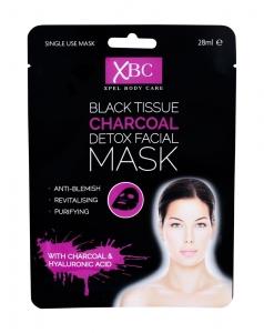 Xpel Body Care Black Tissue