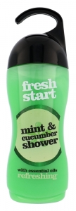 Xpel Fresh Start Mint & Cucumber Shower Gel 400ml