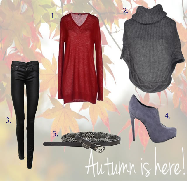 Φθινόπωρο με style! set